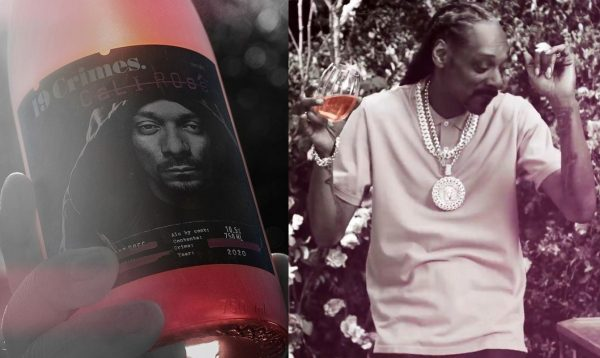 snoop dogg wine rose