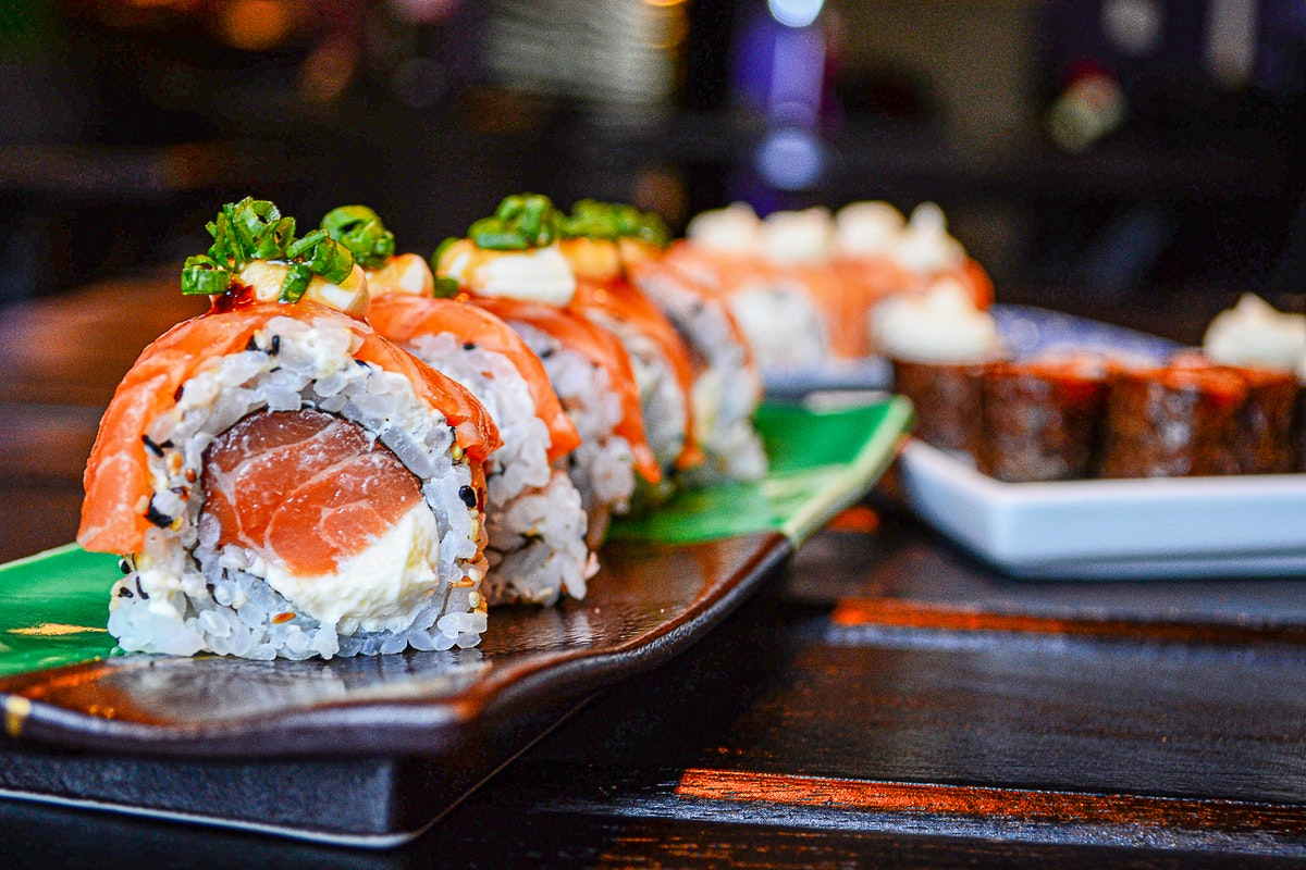 5 Places That Serve The Best Sushi In Surrey