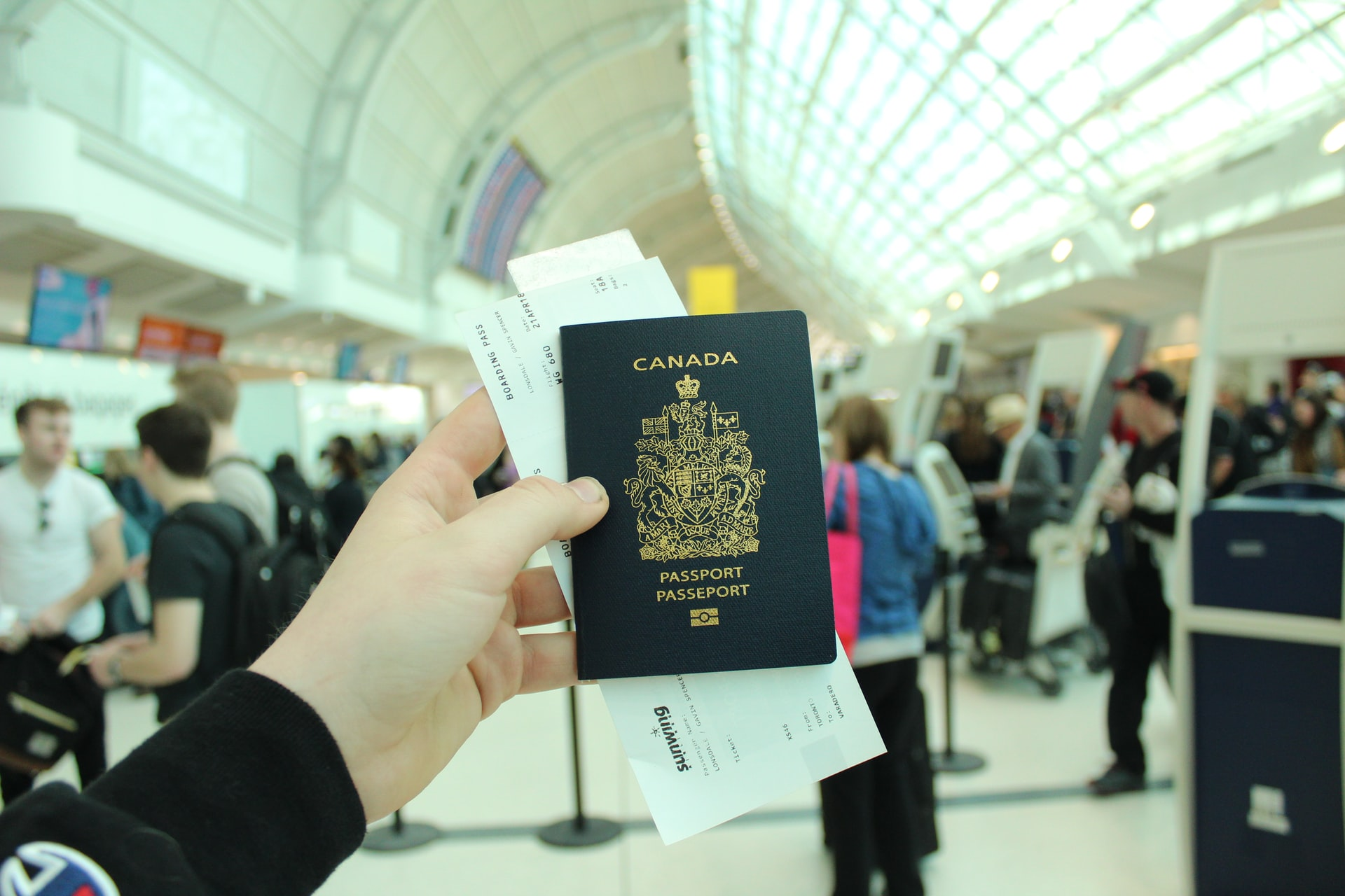 """Canada Is Launching a """"Vaccine Passport"""" Next Month"""