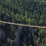 Canada's Tallest Suspension Bridge Just Opened in BC and It Looks Terrifying