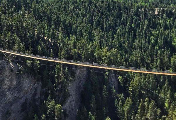 golden skybridge suspension bridge bc