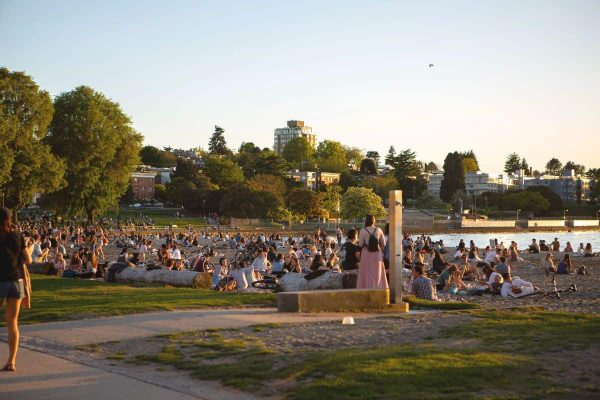 vancouver parks drinking