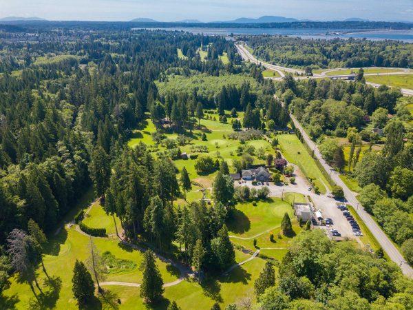 Meridian golf course surrey