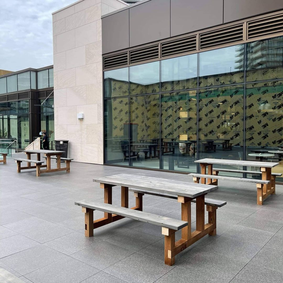amazing brentwood picnic tables