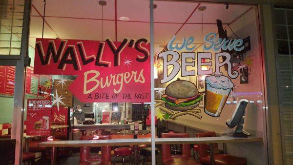 wallys burgers