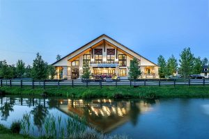 This Popular Langley Estates Was Just Listed For Sale & It's Horse Lovers Dream