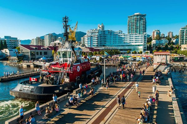 shipyards festival north vancouver