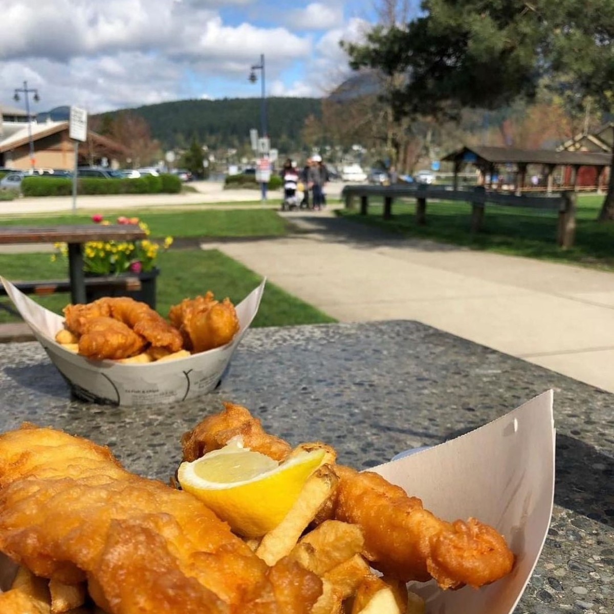 pajos fish and chips