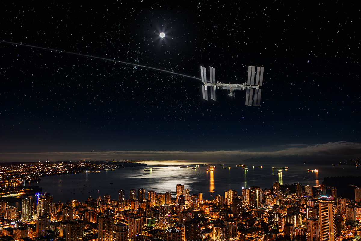 vancouer space station