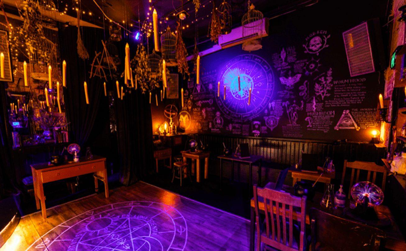 wizard's den
