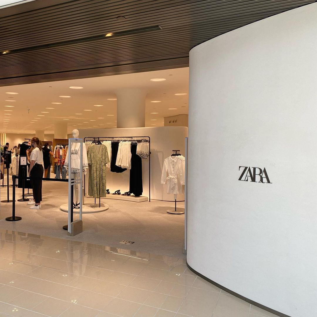 Zara Opens New Flagship Store in Burnaby & It's The Largest in Canada (PHOTOS)