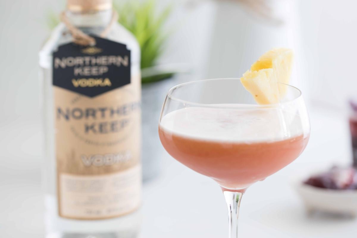 vodka cocktail drink