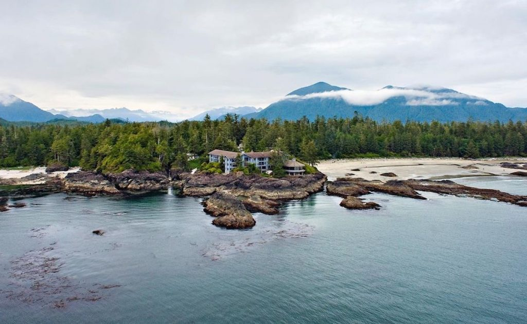 seaside escapes in bc
