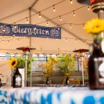 A 120-Seat Beer Garden in Vancouver Is Now A Massive Oktoberfest Party