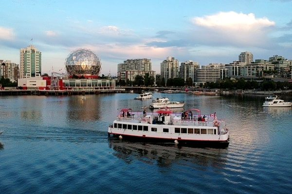 Vancouver yacht things to do in vancouver