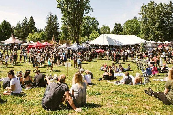 fort langley beer food festival