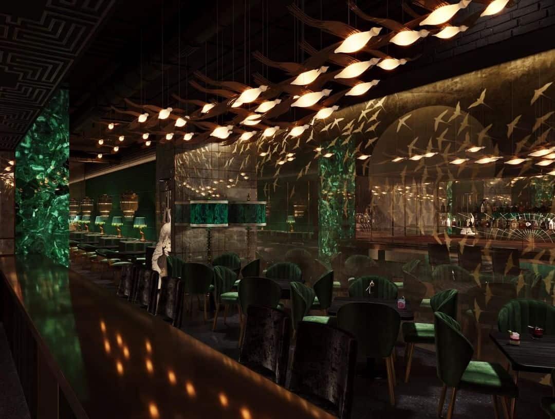 cocktail bar chinatown