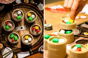 Someone In Vancouver Created A Board Game And It's Made Of Dim Sum