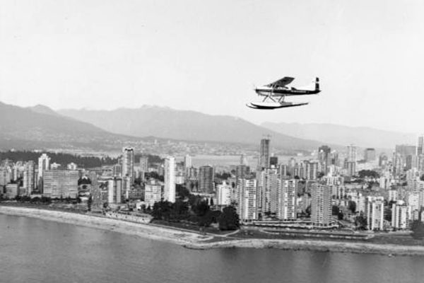 Vancouver's History