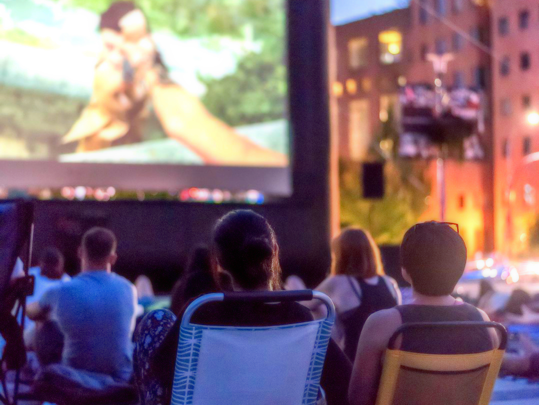vancouver civic theatres outdoor movies