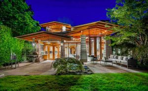 west vancouver waterfront home