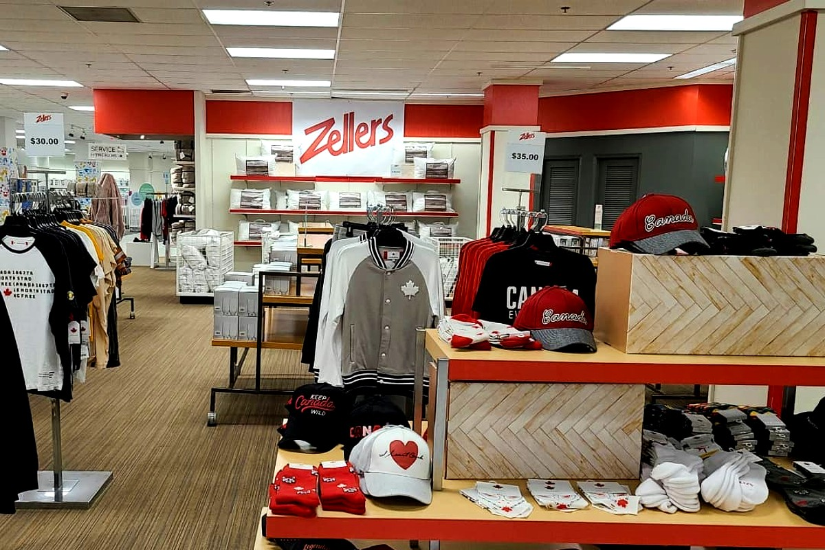 Zellers Just Launched A New Pop-Up And People Got So Excited
