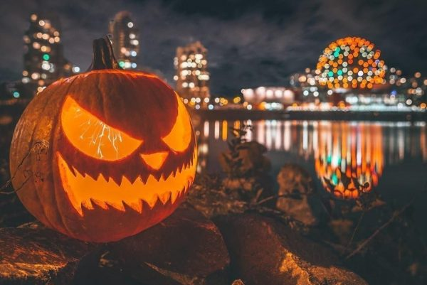 halloween events vancouver